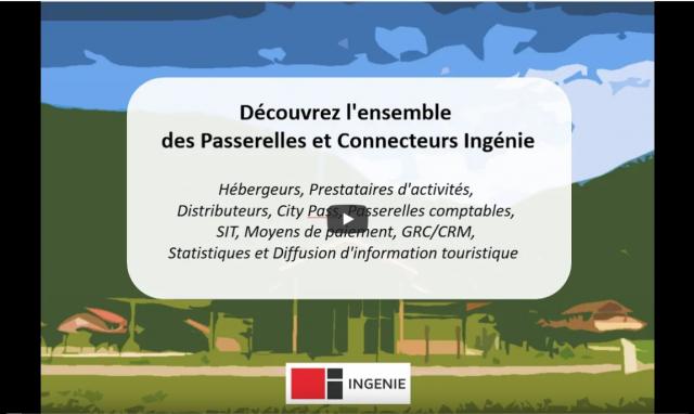 Passerelles & Connecteurs Ingénie