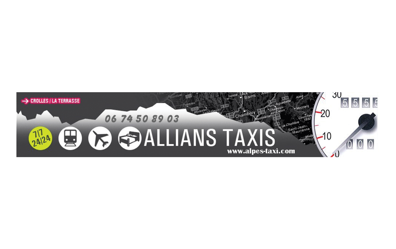 Logo Allians Taxi