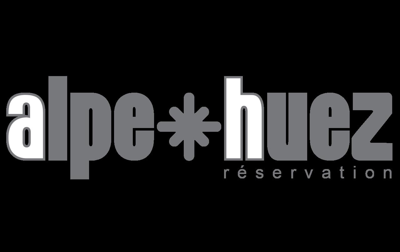 Logo Alpe d'Huez Réservation