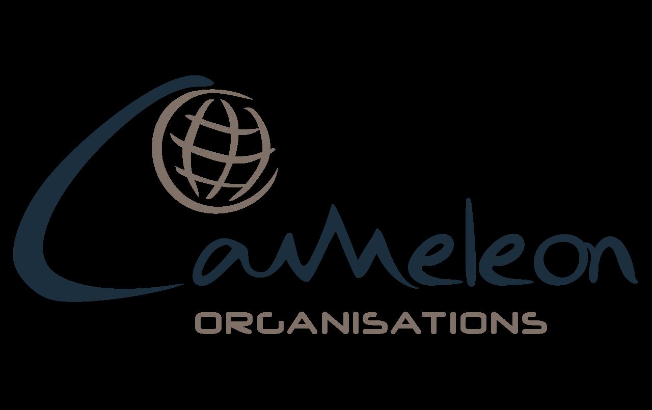 Logo Caméléon Organisations