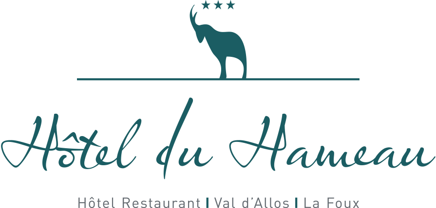 Logo Hôtel du Hameau