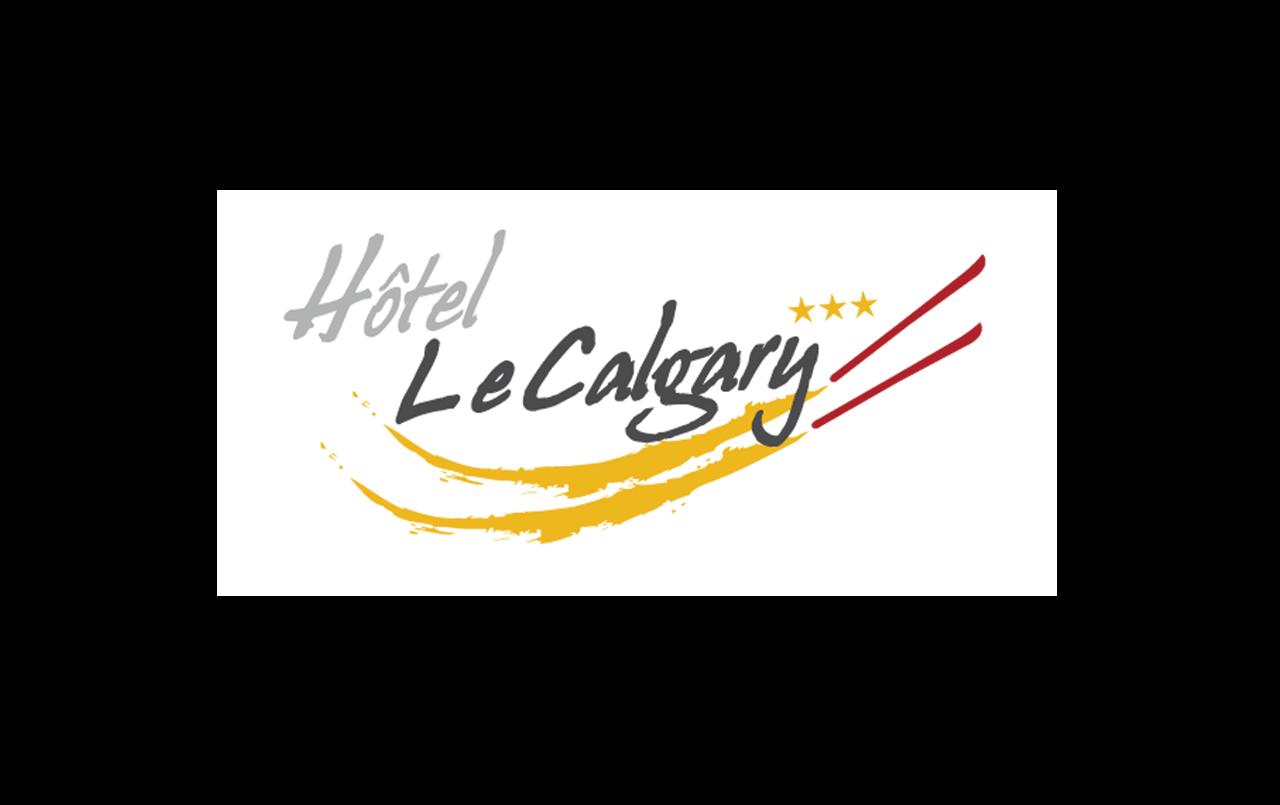 Logo Hôtel Le Calgary