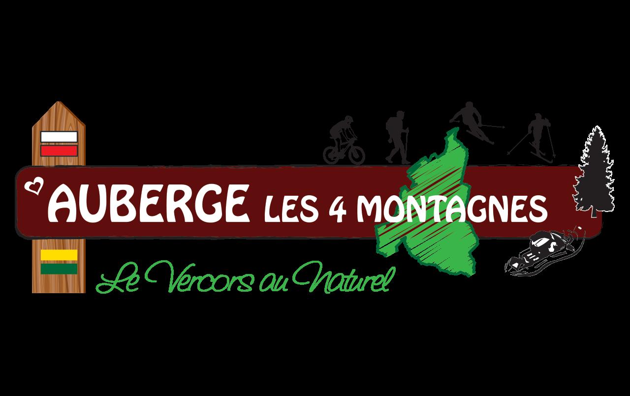 Logo Hôtel les 4 Montagnes
