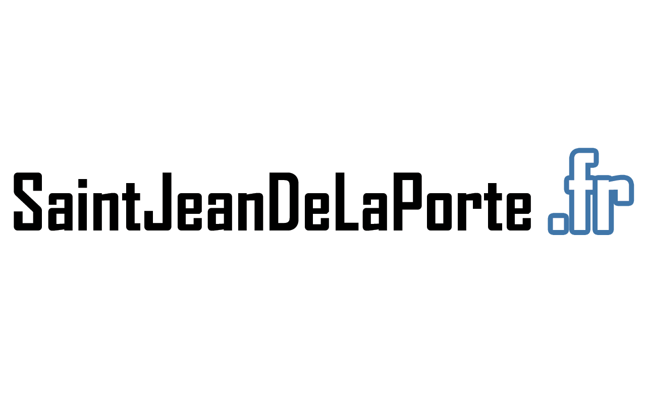 Logo Mairie de Saint-Jean de la Porte