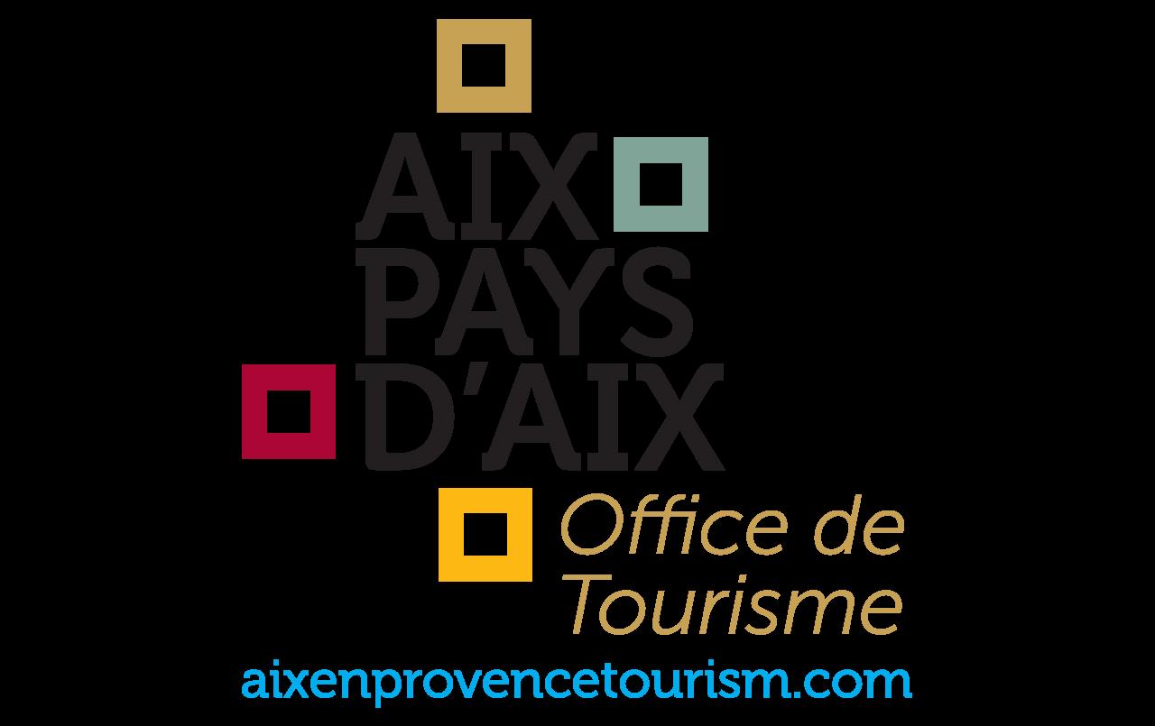 Logo Office de Tourisme d'Aix en Provence