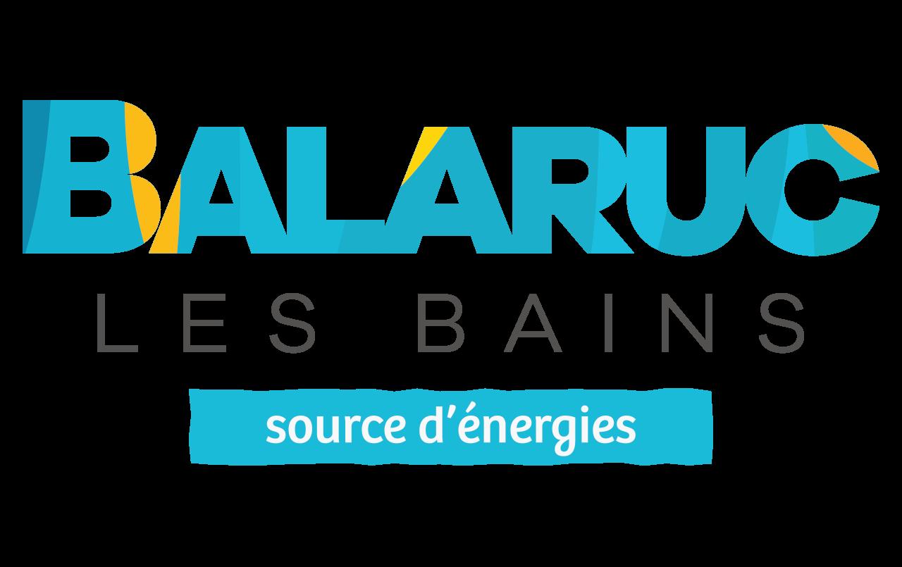 Logo Office de Tourisme de Balaruc-les-Bains