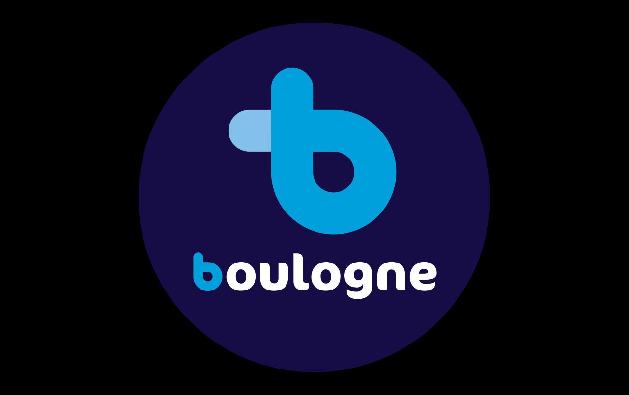 Logo Office de Tourisme de Boulogne sur Mer