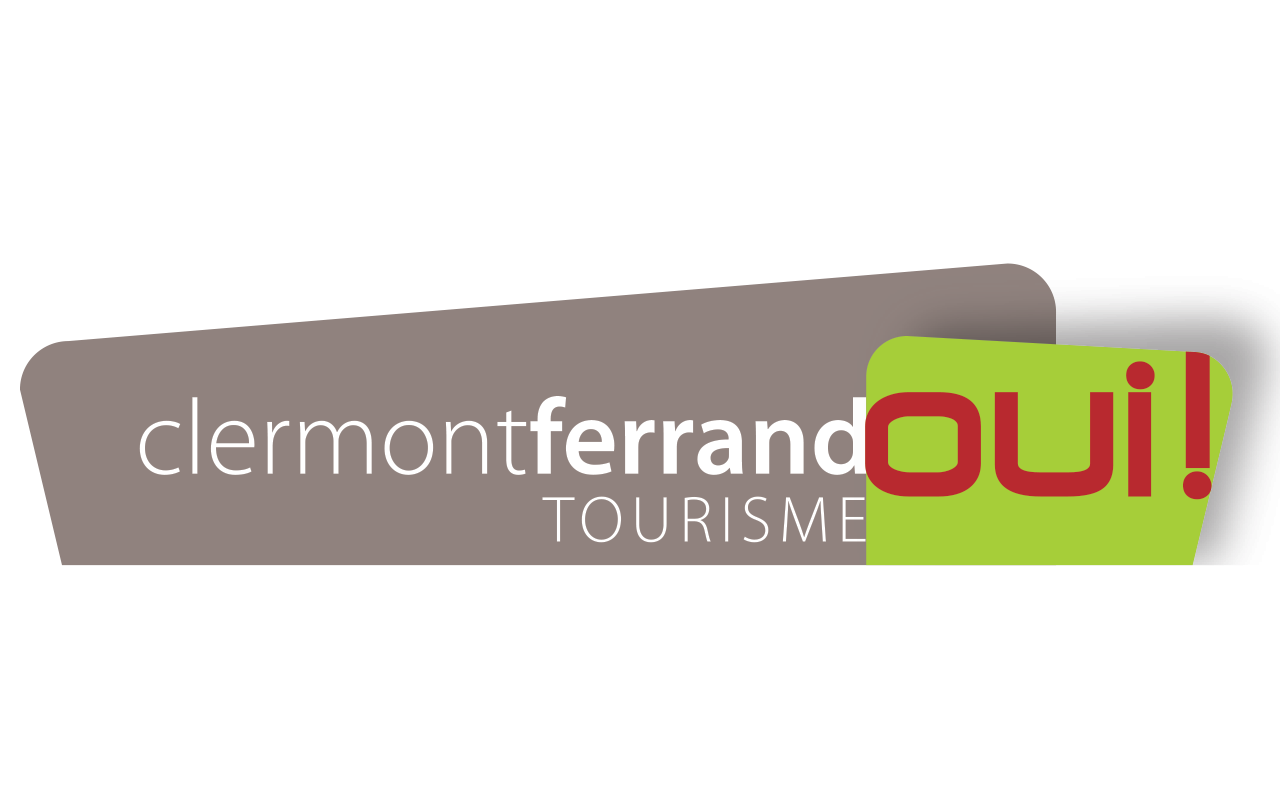 Logo Office de Tourisme de Clermont-Ferrand