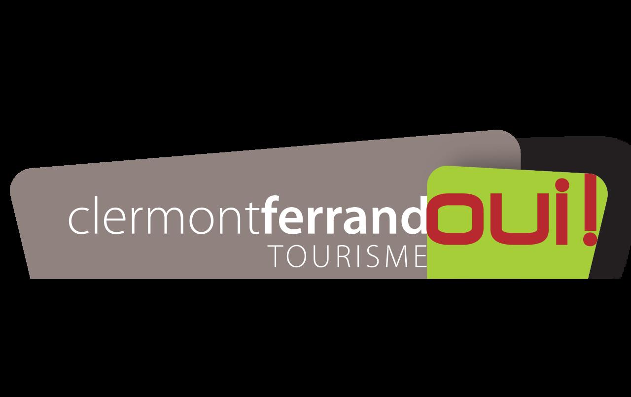 Logo Office de Tourisme de Clermont-Ferrand