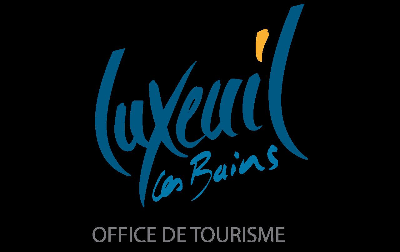 Logo Office de Tourisme de Luxeuil-les-Bains