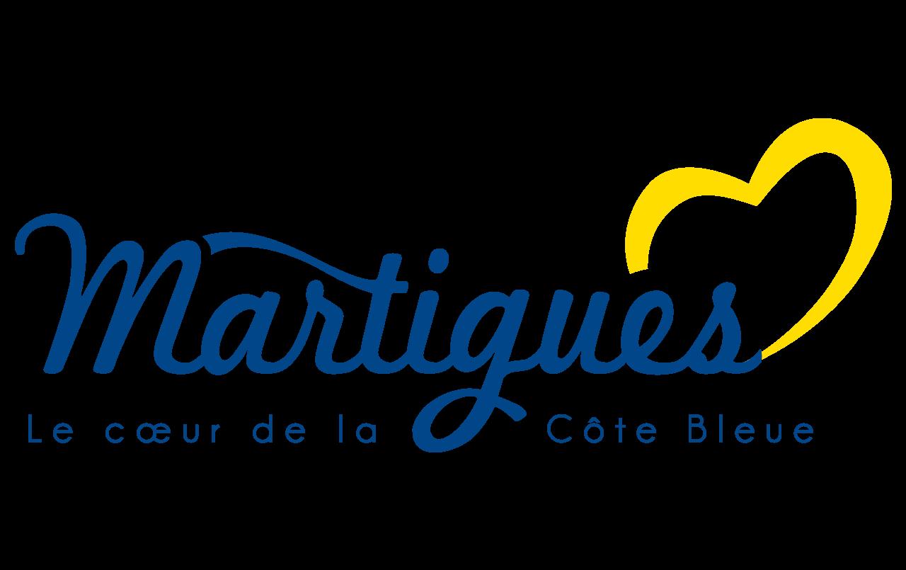 Logo Office de Tourisme de Martigues