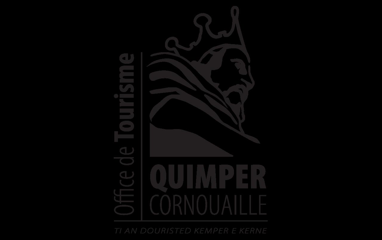 Logo Office de Tourisme de Quimper Cornouaille