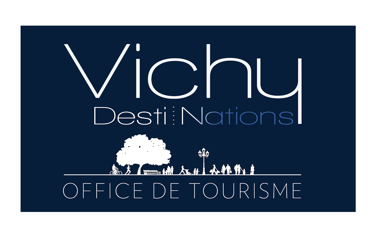 Logo Office de Tourisme de Vichy