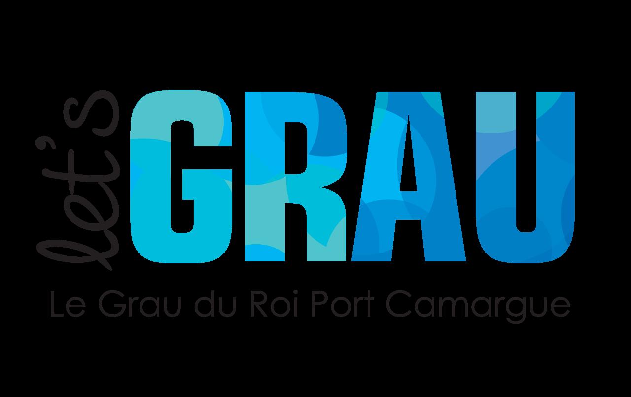 Logo Office de Tourisme du Grau du Roi