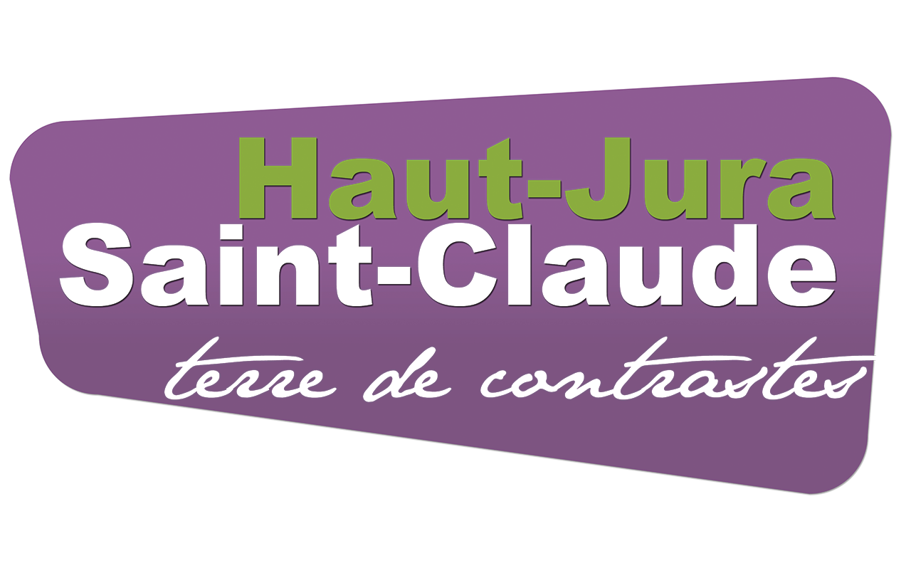 Logo Office de Tourisme du Haut-Jura Saint-Claude
