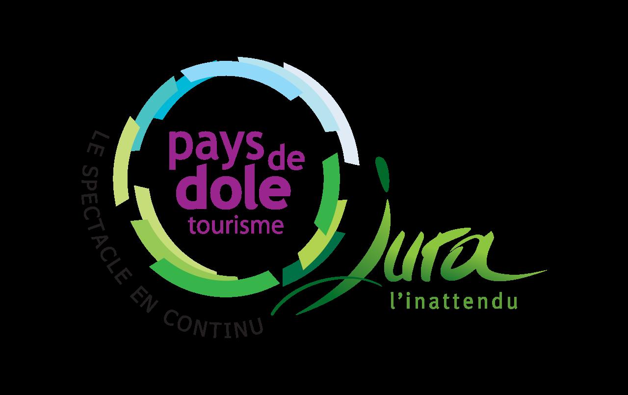 Logo Office de Tourisme du Pays de Dôle