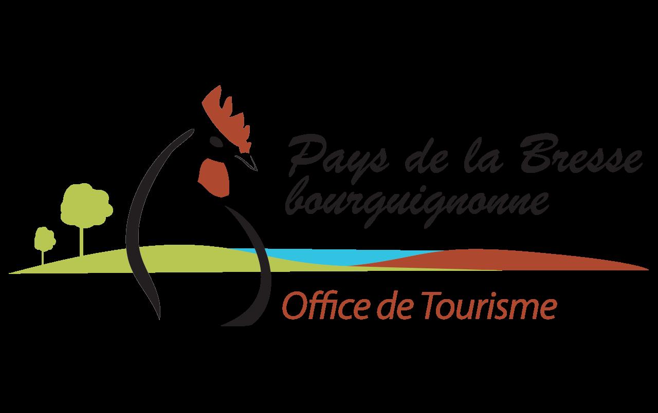 Logo Office de Tourisme du Pays de la Bresse Bourguignonne