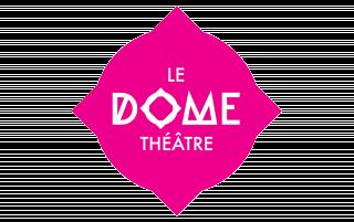 Logo Le Dôme Théâtre