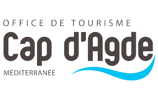 Logo Office de Tourisme du Cap d'Agde